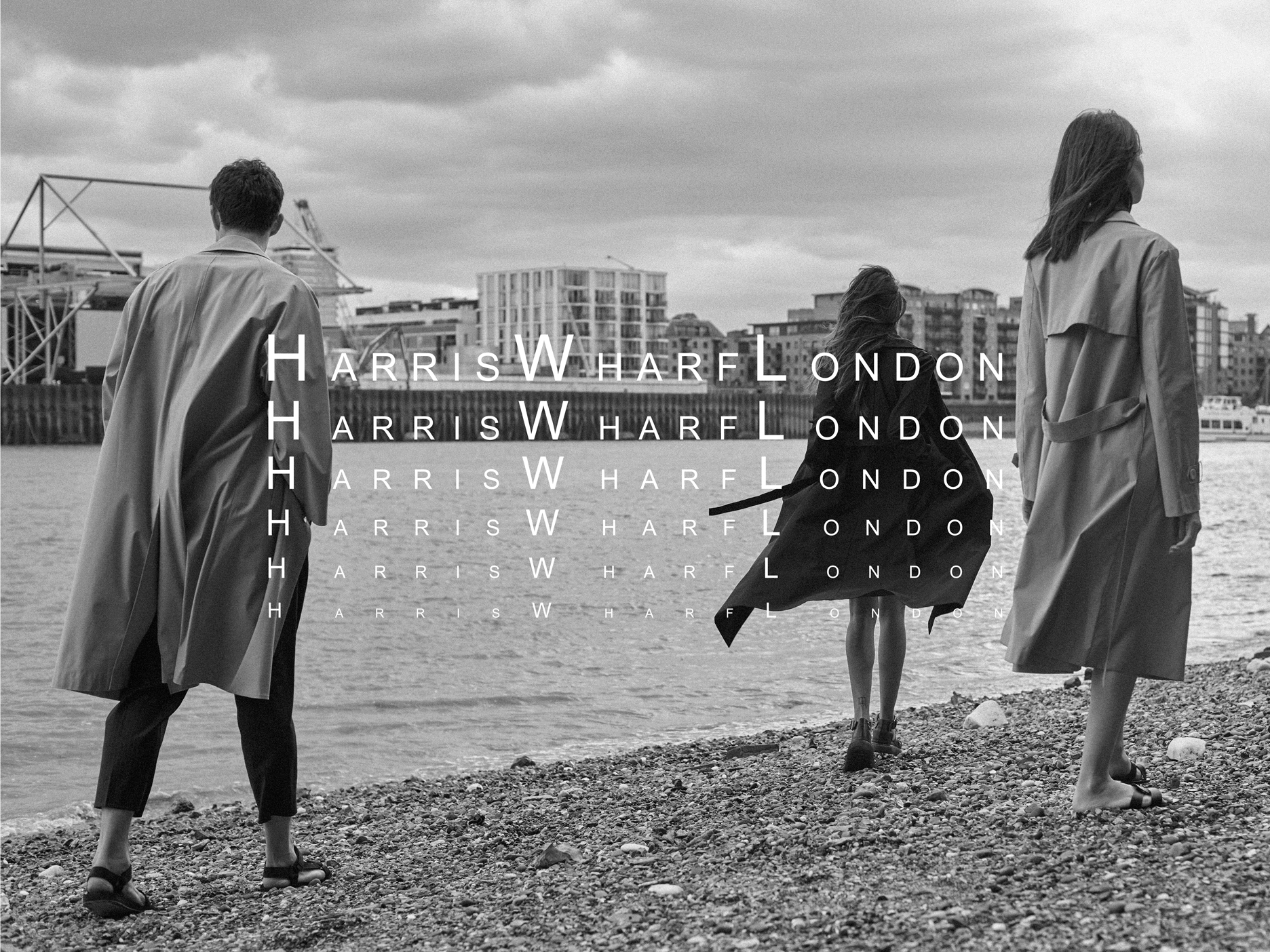 HARRIS WHARF LONDON SS20