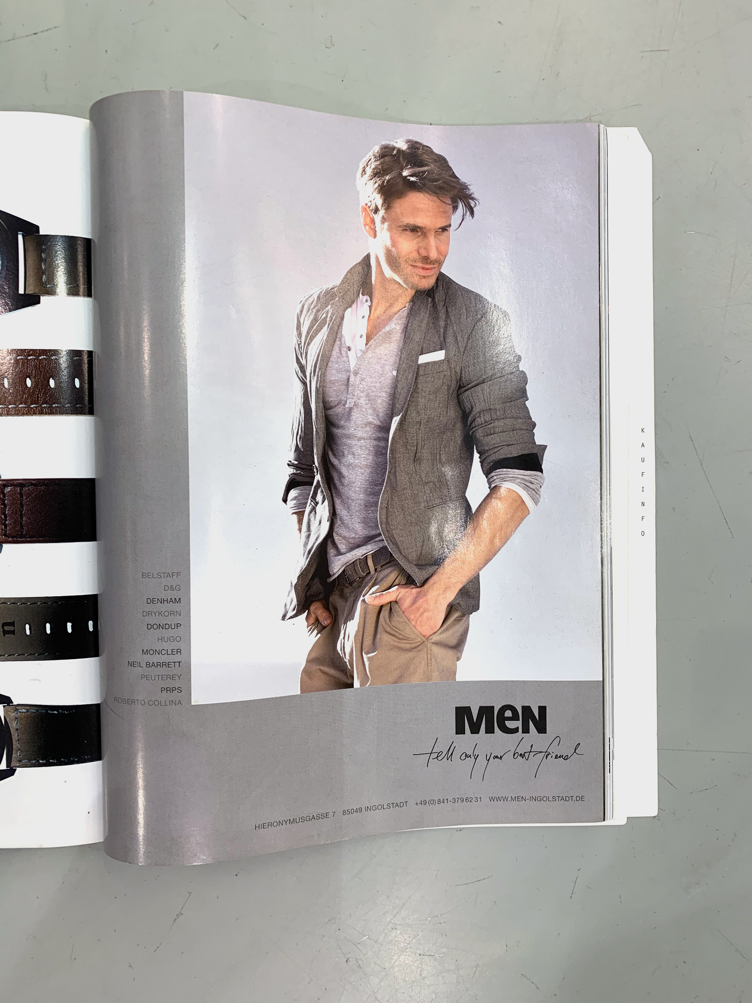 GQ Style #19  <br>Spring/Summer 2011